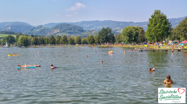Stubenbergsee – Badespaß im Freizeitpark in der Oststeiermark