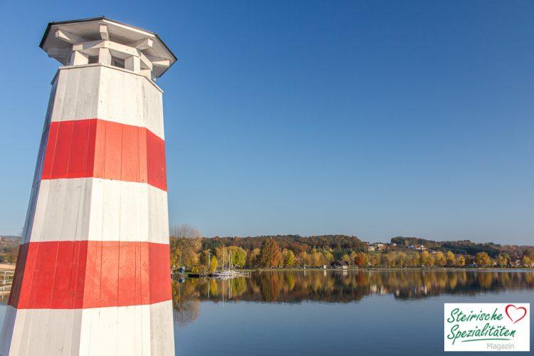Stubenbergsee Leuchtturm