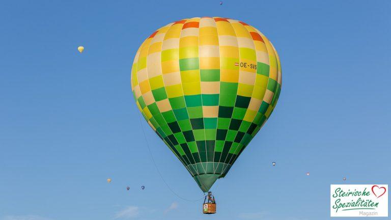 Ballonfahrt Steiermark