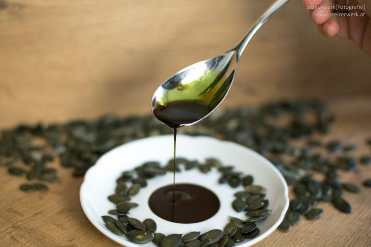 Kürbiskernöl für die Gesundheit