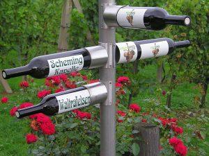 Weinwanderweg Wegweiser