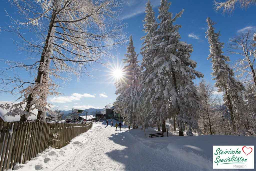 Urlaub in der Steiermark im Winter