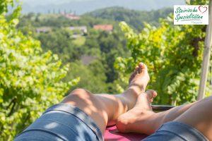Erholung an den steirischen Weinstraßen