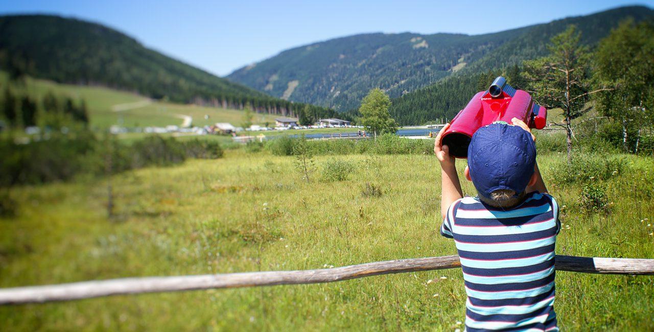 Ausflugsziele für die Familie