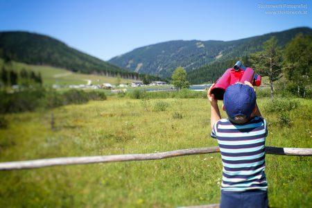 Familienausflug in der Steiermark