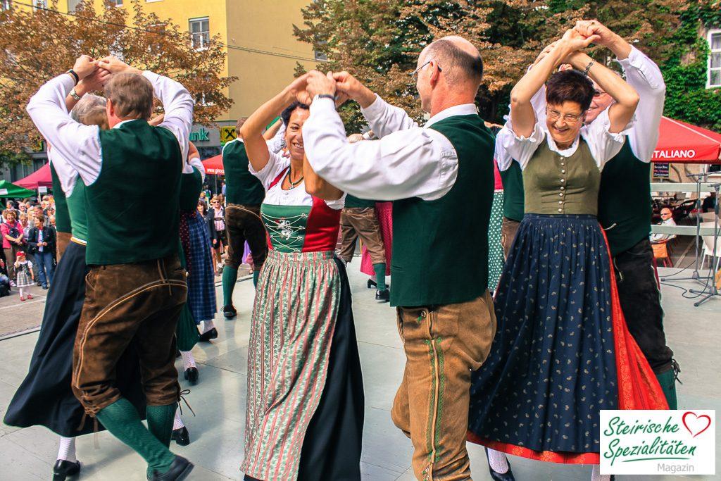 Tanzgruppe Aufsteirern Steiermark