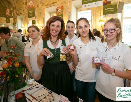 GenussSalon Graz – Größte Schmankerlmarkt der Steiermark