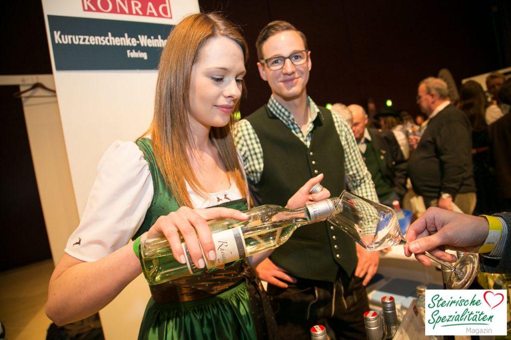 Kuruzzenschenke Weinhof Jahrgangspräsentation