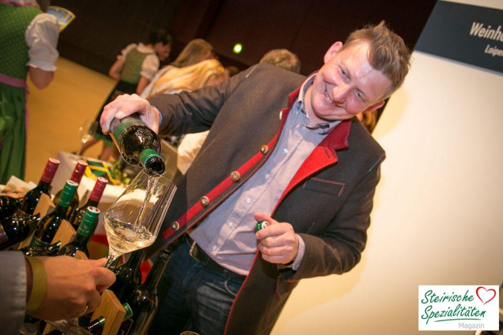 Weinhof Jahrgangspräsentation