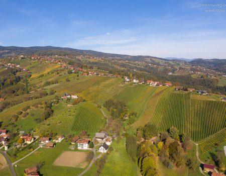 Weingärten von Hochgrail: 2. Platz bei 9 Plätze – 9 Schätze