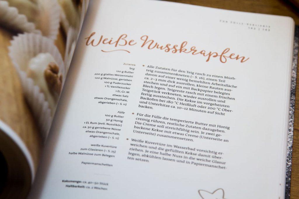 Backbuch Rezept Johanna Aust