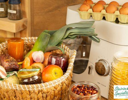 Auf Vorrat kaufen: Lang haltbare Lebensmittel aus der Region