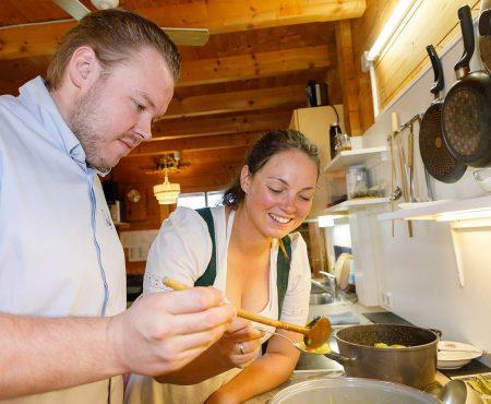 Kulinarischer Hochgenuss in der Urlaubsregion Schladming-Dachstein