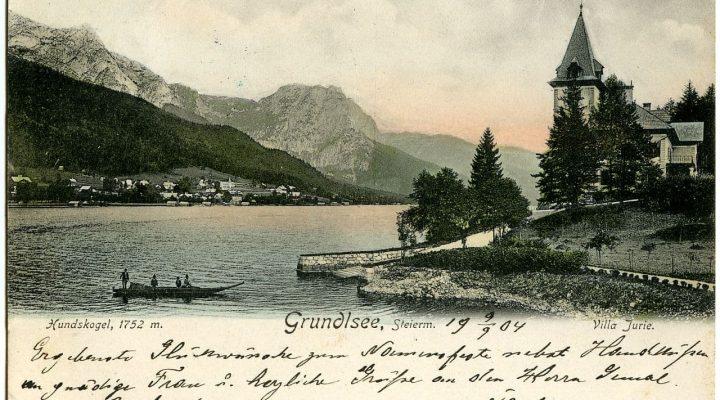 Historische Ansichtskarten: Die Steiermark von ihren schönsten Seiten