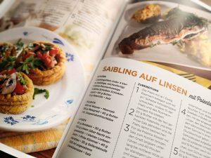 Kochbuch Polenta Rezept