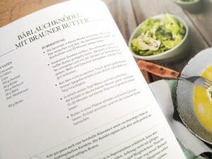 Kochbuch Frisch aufgetisch