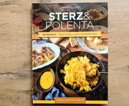 Kochbuch: Sterz & Polenta Rezepte von Herbert Paukert