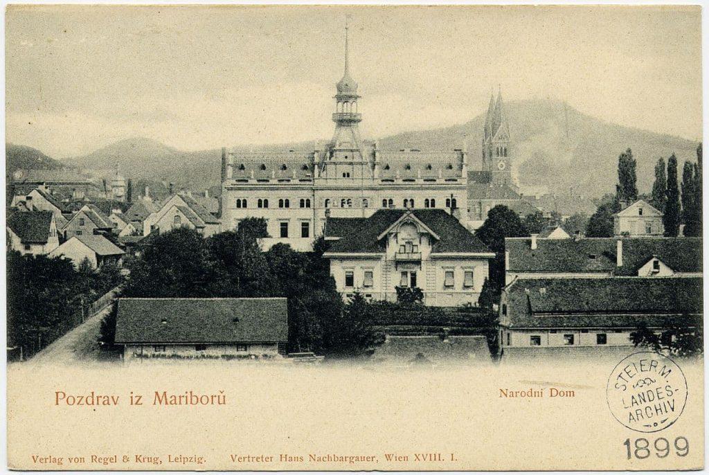 Marburg historische Ansichtskarte