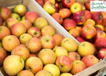 Steirische Apfelsorten