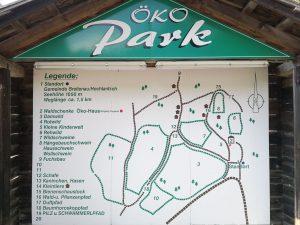 Ökopark Hochreiter Karte