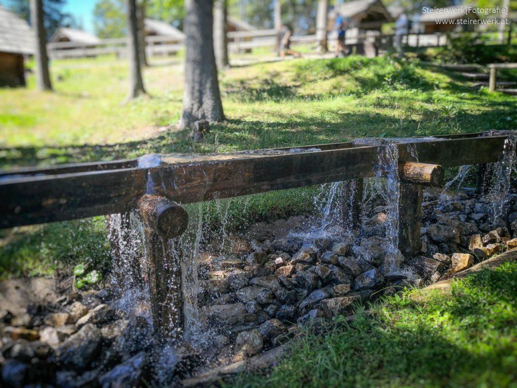 Holzknechtland Wasser Mariazeller Bürgeralpe