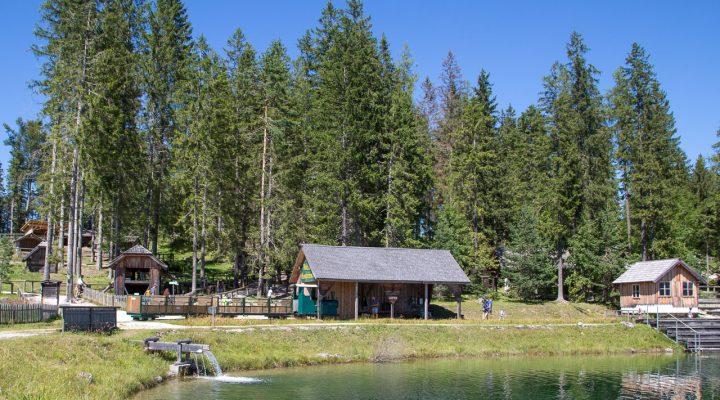 Mariazeller Bürgeralpe: Ausflugserlebnis mit Wasser- & Spielpark