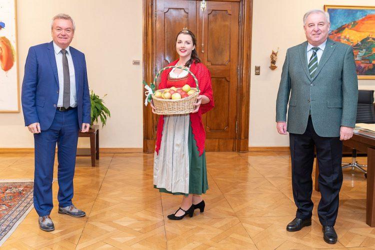 Apfelkönigin Steiermark Hanna