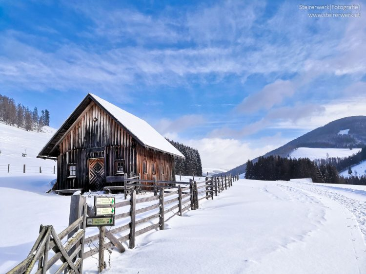 Teichalm Winterwanderung
