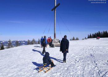 Winterausflug Schöckl