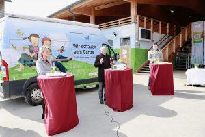 Bio Austria Steiermark Pressekonferenz