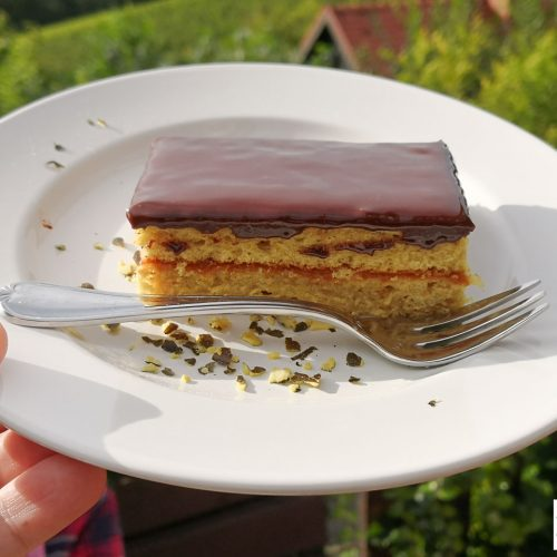 Kernöl Kuchen