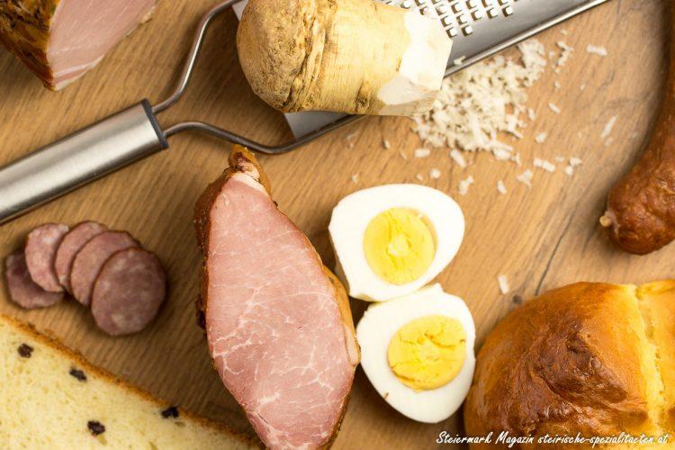 Ostern Resteküche