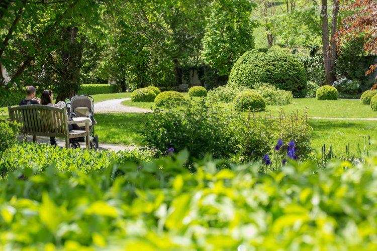 Familie Schlosspark Eggenberg