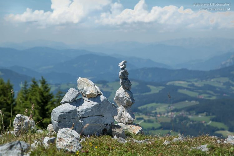 Berg Sommer Steiermark
