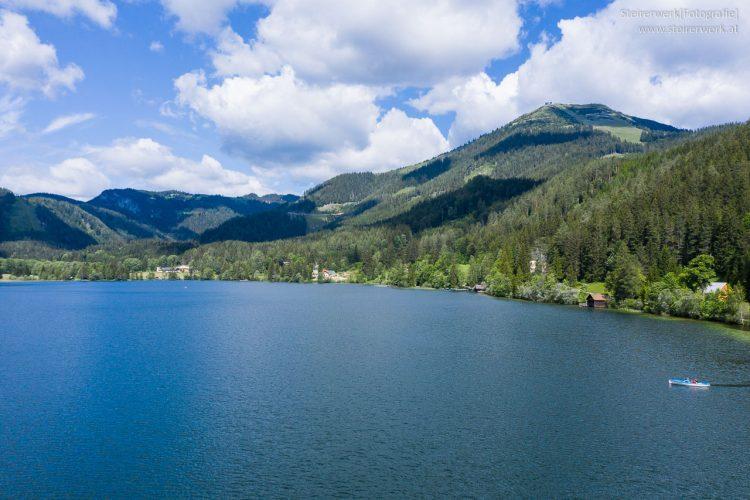 Erlaufsee Steiermark Sommer