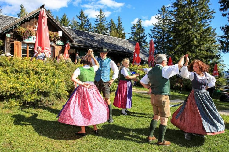 Steirische Roas Wandern