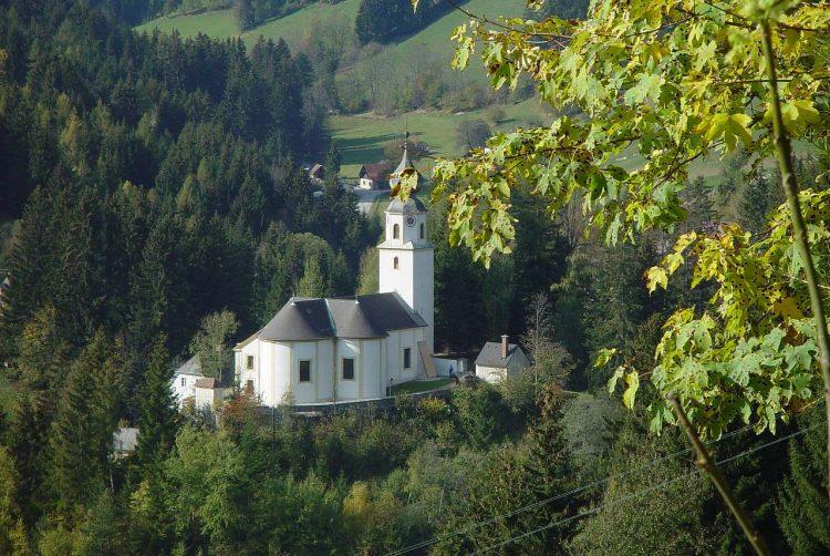 Pfarrkirche St. Kathrein am Hauenstein