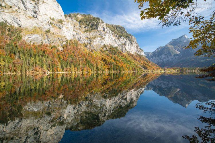Wandern am Leopoldsteinersee