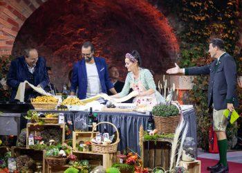 Aufsteirern Show im ORF