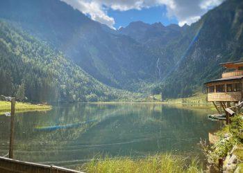 Ausflug zum steirischen Bodensee