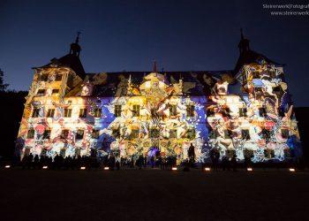 Klanglicht Schloss Eggenberg Graz